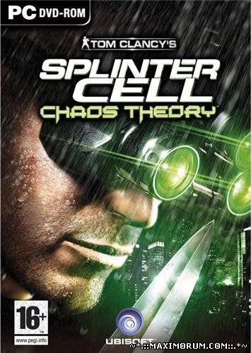 Tom Clancy's Splinter Cell: Chaos Theory (2005/PC/RePack/RUS). 08.04.